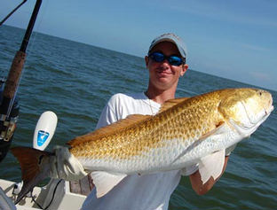 how to catch redfish in texas